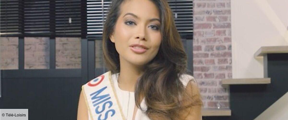Le cadeau improbable que Vaimalama Chaves (Miss France 2019) a