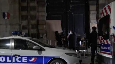 Gilets jaunes : les images choquantes de l'intrusion au ministère de Benjamin Griveaux, qui a dû être évacué (VIDEO)