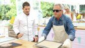Le meilleur pâtissier - Chefs et célébrités : comment Gilbert Montagné, non-voyant, a-t-il fait pour pâtisser ?