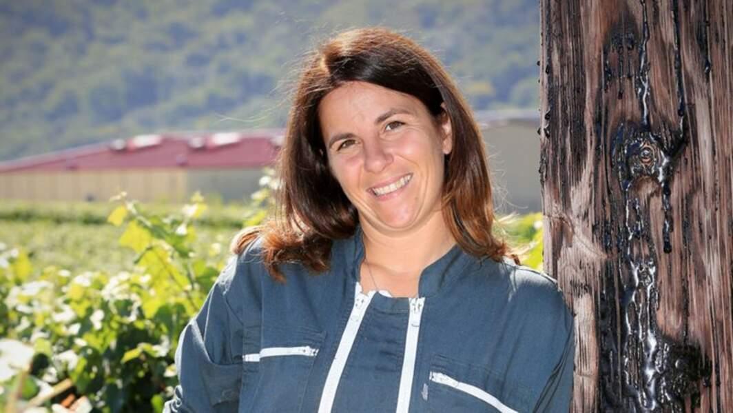 Virginie, viticultrice en Picardie (saison 9), est devenue maman pour la seconde fois en janvier dernier