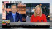 """""""C'est drôle de se retrouver"""" : Thomas Hugues et Laurence Ferrari de nouveau réunis... sur CNews ! (VIDEO)"""
