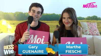 Un si grand soleil (France 2) : Gary Guénaire et Marthe Fieschi (Théo et Léa) testent leur complicité avec humour (VIDEO)