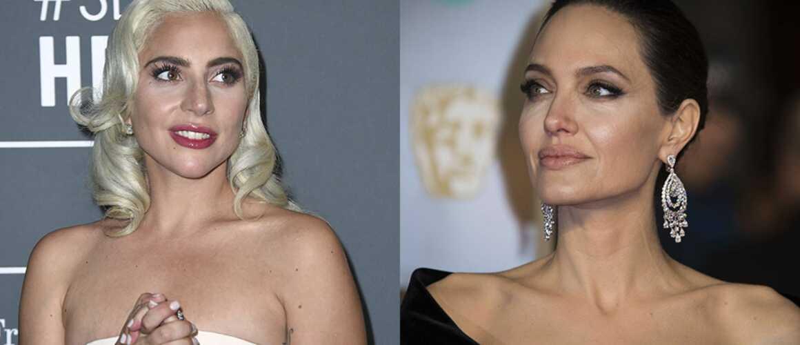 Angelina Jolie : ce rôle prestigieux que Lady Gaga voudrait bien lui piquer