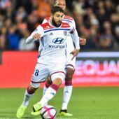 Ligue 1 : Fekir sauve (encore) Lyon, Monaco et Nice se quittent bons amis