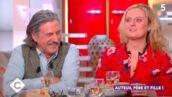 Aurore Auteuil émue aux larmes en évoquant la complicité retrouvée avec son père Daniel Auteuil (VIDEO)