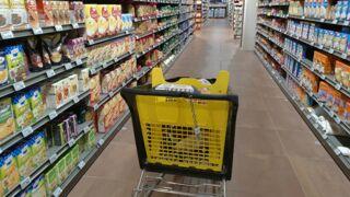 Grandes surfaces : les prix des produits alimentaires en nette augmentation