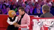 """Jeff Panacloc et sa marionnette s'en prennent à Michel Drucker et à son public """"d'âge mûr"""" (VIDEO)"""