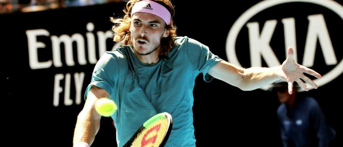 422b042f84 Open d'Australie 2019 : qui est l'espoir du tennis grec, Stefanos Tsitsipas  ?