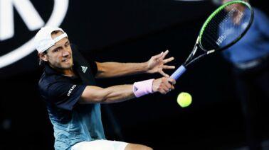 a10ac72a86 Open d'Australie 2019 : qui est l'espoir du tennis grec, Stefanos ...