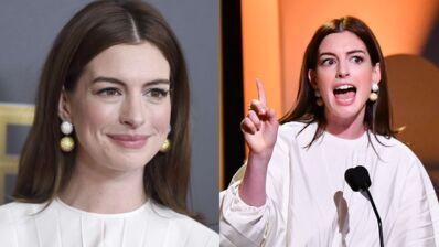Anne Hathaway : sa révélation choc sur sa consommation d'alcool !