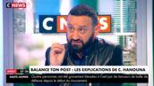 """""""On n'est pas au service du gouvernement !"""" : Cyril Hanouna défend le Balance ton post coanimé par Marlène Schiappa (VIDEO)"""