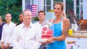 Le magnifique geste de Laure Manaudou après sa victoire dans Le Meilleur Pâtissier Chefs et Célébrités (VIDEO)