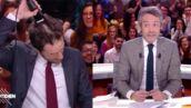 Quotidien (TMC) : le chroniqueur Pablo Mira se rase la tête en direct, Yann Barthès sidéré ! (VIDEO)