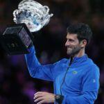 Insolite : quand Novak Djokovic prend l'accent italien façon Le Parrain et déclenche l'hilarité générale (VIDEO)