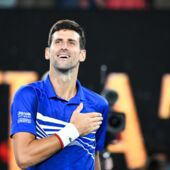 Open d'Australie : le message émouvant de Novak Djokovic à ses proches après sa victoire en finale