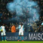 Découvrez la sanction infligée à l'Olympique de Marseille après le jet de pétard lors du match OM/Lille