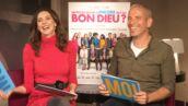 Frédérique Bel et Medi Sadoun : le plus zen en amour ? Le plus menteur ? Les acteurs de Qu'est-ce qu'on a encore fait au bon dieu ? se livrent (VIDEO)