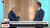 Jean-Pierre Elkabbach coupé sans ménagement, en pleine interview, par la régie de CNews (VIDEO)