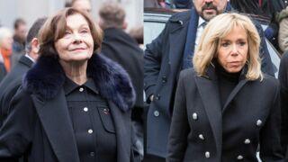 Obsèques de Michel Legrand : l'émotion de Macha Méril, Brigitte Macron et de nombreuses personnalités réunies à ses côtés