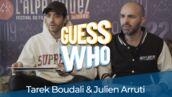 Le plus tchatcheur ? Le plus gueulard ? Tarek Boudali et Julien Arruti se balancent des vannes… et c'est drôle ! (VIDÉO)