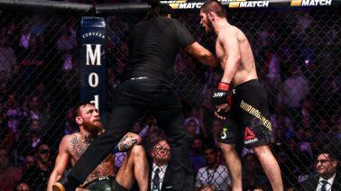 MMA : le geste très solidaire de Khabib Nurmagomedov envers un adversaire