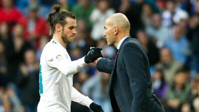 """Gareth Bale fâché contre Zinédine Zidane : """"On n'était pas les meilleurs amis"""""""