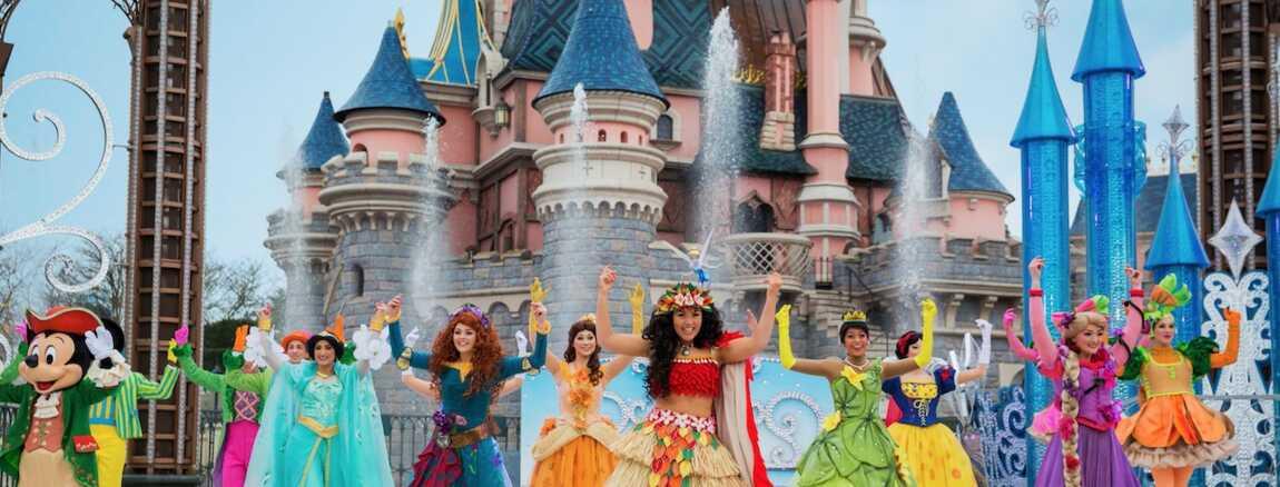 Disneyland Paris Date Spectacle Animations Toutes Les Infos
