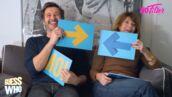 Gwendoline Hamon et Alexandre Varga, les héros de Cassandre (France 3), balancent l'un sur l'autre avec humour (VIDÉO)