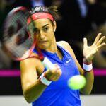 Fed Cup : Caroline Garcia domine Elise Mertens et envoie les Bleues en demi-finale !