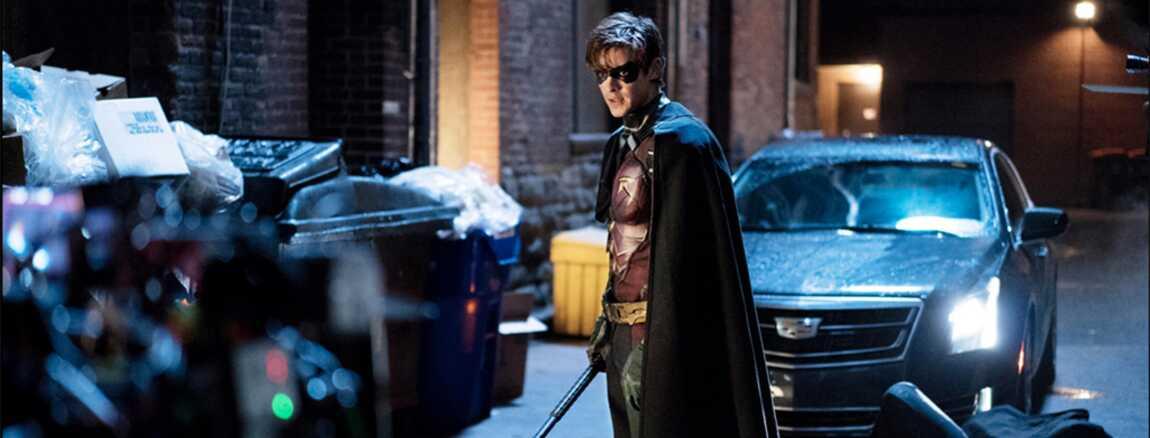 batgirl and robin start dating