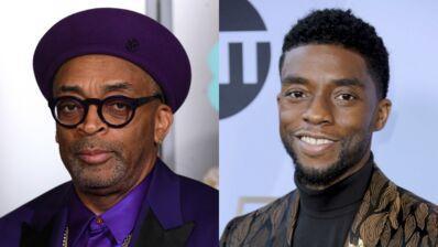 Spike Lee va réaliser un film avec Chadwick Boseman (Black Panther) pour Netflix