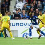 Programme TV Ligue 1 (matches en retard) : sur quelles chaînes et à quelles heures suivre Saint-Etienne/Strasbourg et Caen/Nantes ?