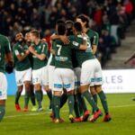Ligue 1 : Saint-Étienne bat Strasbourg et se replace dans le haut du classement, Nantes s'impose à Caen (REVUE DE TWEETS)