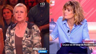 Dorothée rembarre Bernard Montiel, Faustine Bollaert choquée par la demande en mariage d'un témoin... Le zapping malaise (VIDEO)