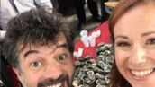 Pour la Saint-Valentin, Stéphane Plaza partage un cliché (très) romantique avec sa complice Sophie Ferjani ! (PHOTO)
