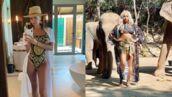 Instagram : Nabilla en vacances aux Maldives et Demdem dompte les éléphants ! (PHOTOS)