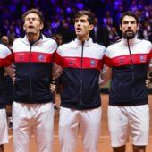 Tennis : on connaît les adversaires de la France dans les phases finales de la Coupe Davis