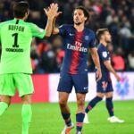 Manchester United/PSG : les mots forts de Gianluigi Buffon à Marquinhos avant le match (VIDEO)