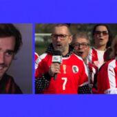 Antoine Griezmann très ému en découvrant une surprise de ses parents dans Tout le sport (VIDEO)