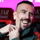 Franck Ribéry et sa femme Wahiba parents pour la cinquième fois !