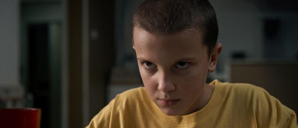 Stranger Things Millie Bobby Brown Eleven Ne Ressemble