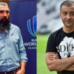 """Mourad Boudjellal dézingue Sébastien Chabal : """"Entre le cerveau, la barbe et les cheveux, il a fait son choix"""""""