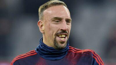 Franck Ribéry à nouveau papa : il révèle le sexe de son cinquième enfant