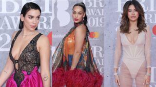Dua Lipa, Jorja Smith, Montana Brown… Le tapis rouge très glamour des Brit Awards (PHOTOS)
