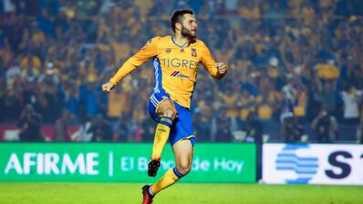 Liga MX : André-Pierre Gignac encore un peu plus dans l'histoire des Tigres de Monterrey