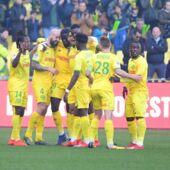 Ligue 1 : spectaculaire victoire du Stade de Reims, le derby de l'Atlantique pour le FC Nantes, Caen et Toulouse se neutralisent