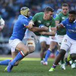 Tournoi des Six Nations : l'Italie se rapproche de la cuillère de bois avec la défaite face à l'Irlande