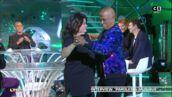 Raquel Garrido danse un zouk avec Francky Vincent dans Les Terriens du Dimanche ! (VIDEO)