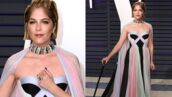 Oscars 2019 : atteinte de sclérose en plaque, Selma Blair s'affiche pour la première fois avec une canne (PHOTO)