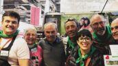 Pierre et Fredérique (L'amour est dans le pré 2012) mettent l'ambiance au Salon de l'agriculture avec d'anciens candidats de l'émission (PHOTOS)